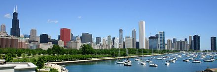 3 – Chicago, Illinois