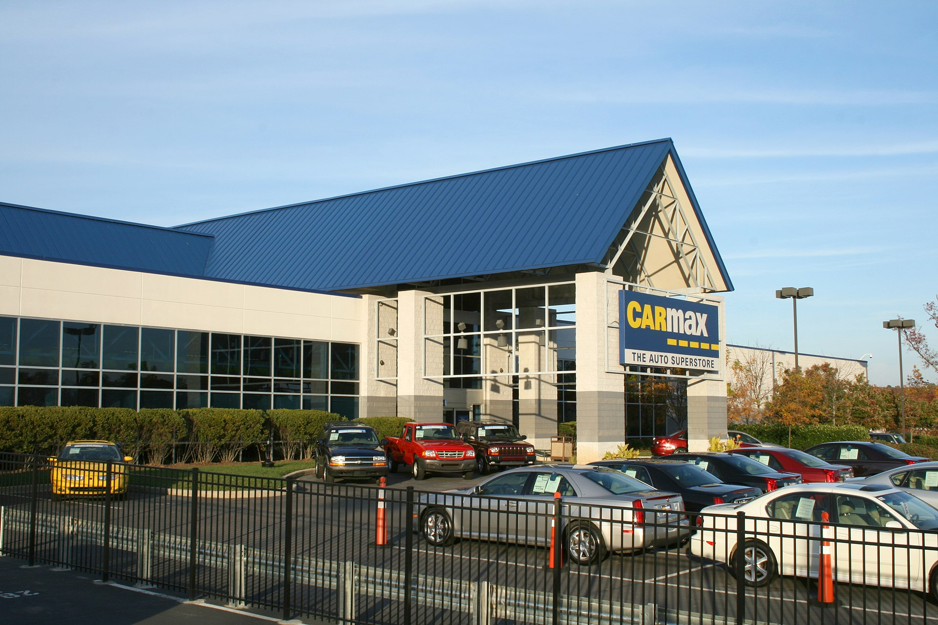 Carmax Used Car Loan Rates