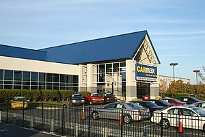 CarMax - CarMax store in Raleigh, North Carolina
