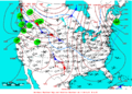 2009-02-24 Surface Weather Map NOAA.png