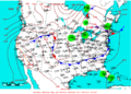 2009-07-01 Surface Weather Map NOAA.png