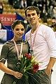 2009 Skate Canada Pairs - Jessica DUBE - Bryce DAVISON - Bronze Medal - 4732a.jpg