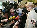 2009 m. Respublikos Prezidento rinkimai Dalia Grybauskaitė 0.jpg