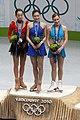 2010 Olympics Figure Skating Ladies - Ladies Podium - 7830a.jpg