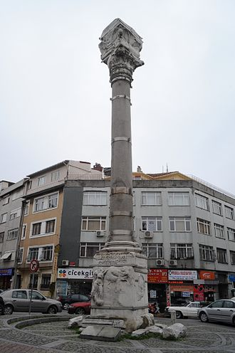 Marcian - The Column of Marcian in 2011
