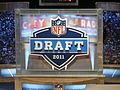2011 NFL Draft stage (5668477546).jpg