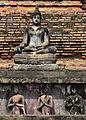 201312131252c HL ps Sukothai, Wat Mahathat.jpg
