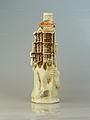 20140707 Radkersburg - Bottles - glass-ceramic (Gombocz collection) - H3414.jpg