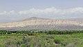 2014 Prowincja Ararat, Krajobraz widziany z drogi prowadzącej do klasztoru Chor Wirap (07).jpg