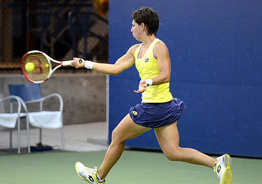 2014 US Open (Tennis) - Tournament - Carla Suarez Navarro (14952307650)