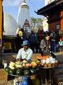 2015-03-08 Swayambhunath,Katmandu,Nepal,சுயம்புநாதர் கோயில்,スワヤンブナート DSCF4281.jpg
