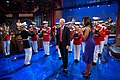 2015 First Lady Michelle Obama surprises David Letterman.jpg