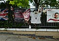 2015 London-Woolwich, Wellington St, Lee Rigby memorial 01.JPG