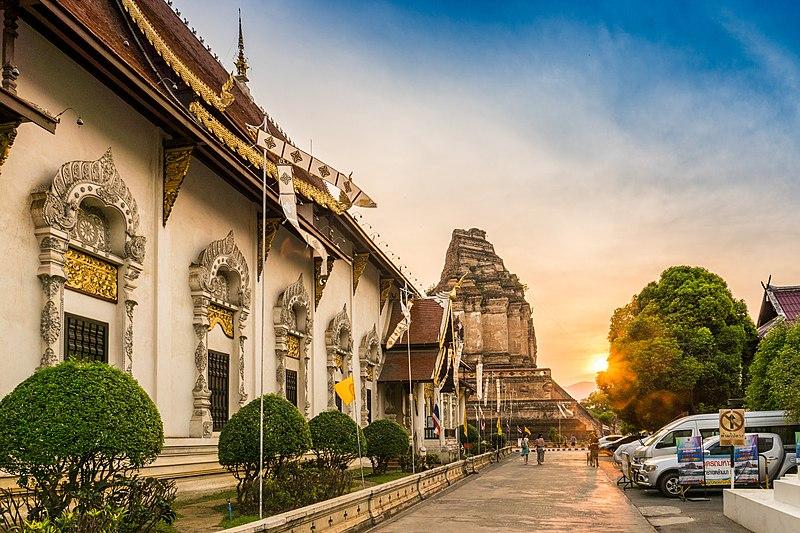 Turismo sustentável na Tailândia