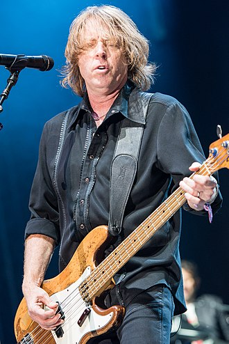Jeff Pilson - Pilson performing with Foreigner in 2016