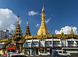 2016 Rangun, Pagoda Sule (01).jpg
