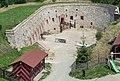 2016 Twierdza Srebrna Góra, bastion Dolny 3.jpg