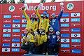 2017-02-25 Siegerehrung Gesamtweltcup Doppelsitzer by Sandro Halank.jpg