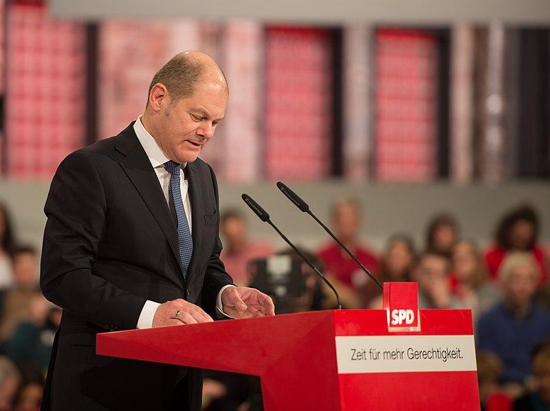 File:2017-03-19 Olaf Scholz SPD Parteitag by Olaf Kosinsky-2.jpg