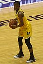 Zavier Simpson in 2017