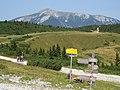 2018-08-29 (201) View from Otto-Schutzhaus at Rax to Schneeberg, Austria.jpg