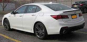Acura TLX - 2018 Acura TLX A-Spec