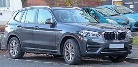 2018 BMW X3: Redesign, Platform, Changes >> Bmw X3 Wikipedia