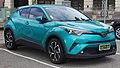 2018 Toyota C-HR (NGX50R) Koba AWD hatchback (2018-08-27) 01.jpg