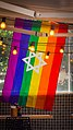 2019.06.13 Hilton Beach at Tel Aviv Pride, Tel Aviv Israel 1640002 (48087019462).jpg