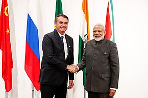 Brazil–India relations - Wikipedia