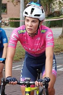 Silvia Pollicini Italian cyclist