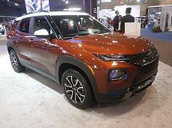 Chevrolet TrailBlazer (Crossover)