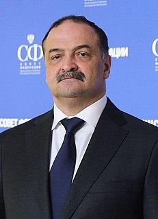 Sergey Melikov Russian politician