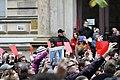 25. výročí Sametové revoluce na Albertově v Praze 2014 (26).JPG