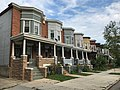 2500 block of Guilford Avenue (east side), Baltimore, MD 21218 (34947306644).jpg