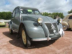 Citroën 2CV (1956)