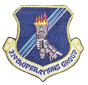 319th Operations Group - Emblem of the 319th Operations Group