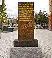 31 - Toulouse - Khatchkar - Monument à la mémoire des victimes du génocide des arméniens - Place d'Arménie - revers.jpg