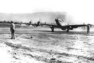 Foggia Airfield Complex - 31st Fighter Group P-51s at San Severo Airfield