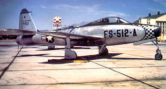 31st Operations Group - F-84C 47-1512 at Turner AFB, 1949