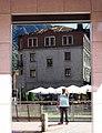 323 Antiga Clínica Vilanova, façana pl. Rebés (Andorra la Vella).JPG