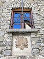 353 Casa de la Vall (Andorra la Vella), façana est, escut.JPG