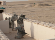4-118 Infantry in Kuwait, 2012