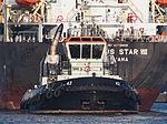 42 (tugboat, 2012) towing Genius Star through the Port of Antwerp pic4.JPG