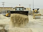 455 ECES 'Dirt Boys' lay foundation for new road 160209-F-EB935-002.jpg