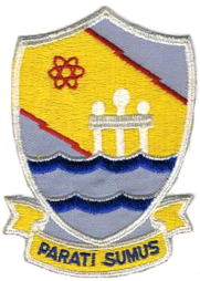 Patch for 4604th Support Squadron