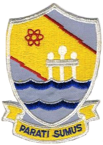 4604th Support Squadron - Emblem of the 4604th Support Squadron