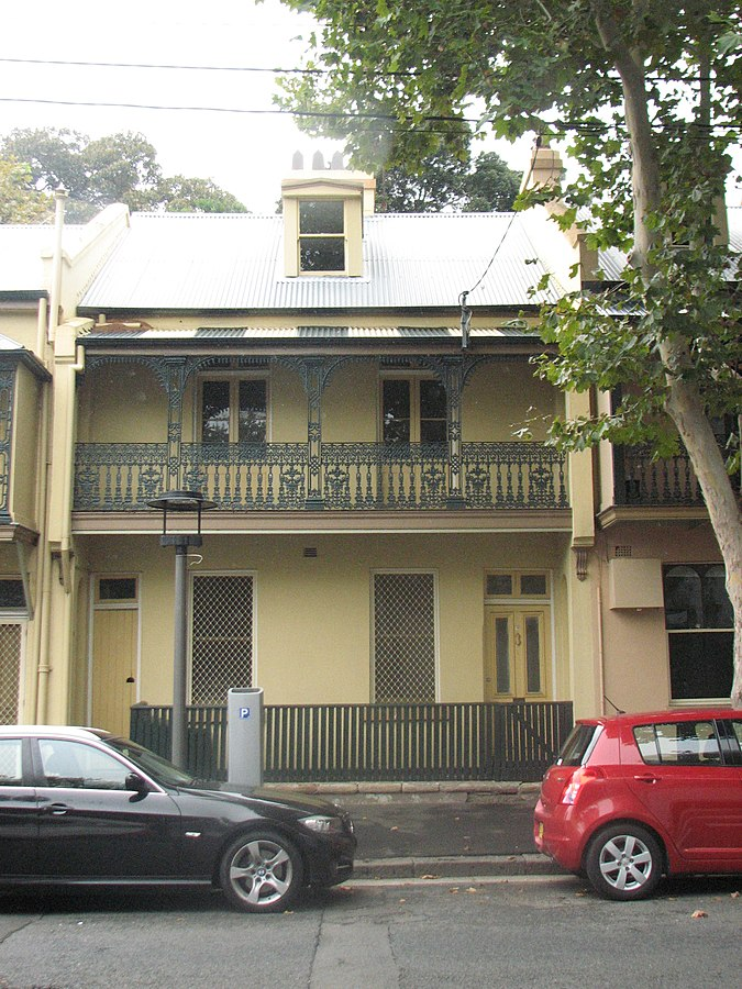 46 Kent Street, Millers Point