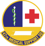47 Medical Support Sq emblem.png