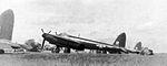492d Bombardment Group Black Painted De Havilland DH98 Mosquito TA614.jpg